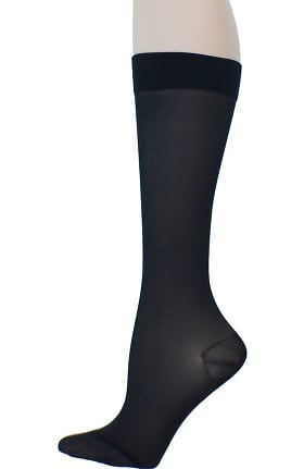 Clearance Global Health Women's Sheer 15-20 mmHg Compression Knee-High Support Stockings