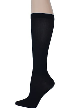 Clearance Global Health Women's 15-20 mmHg Compression Knee-High Support Dress Socks