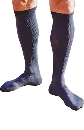 Clearance Global Health Connection Men's Support Socks 22Mmhg