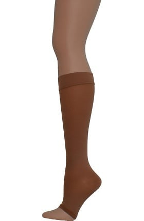 Global Health Unisex 15-20 mmHg Total Support Surgical Knee High Stockings