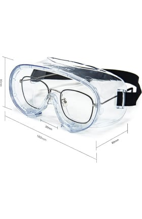 allheart Protective Disposable Goggles Bag of 10
