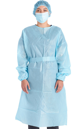 allheart Unisex Isolation Gown By the Box