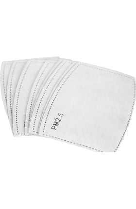 Healing Hands Unisex Pack Of 10 2.5 Pm Filter Inserts