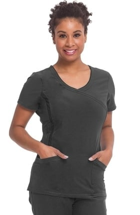 Performance Sport by Healing Hands Women's Courtney Asymetrical Top