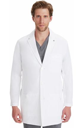 Lab Coats by Healing Hands Men's Logan Lab Coat