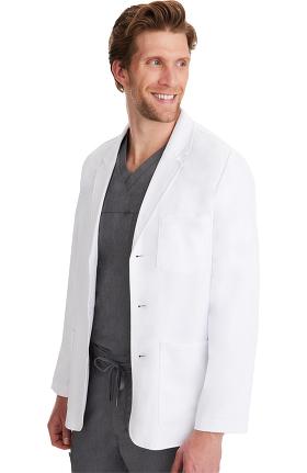 Lab Coats by Healing Hands Men's Leo Lab Coat