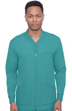 HH Works by Healing Hands Men's Michael Warm Up Jacket