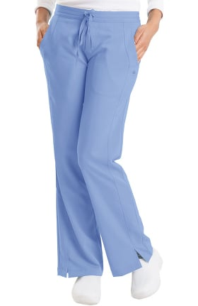 Clearance Purple Label Modern Fit by Healing Hands Women's Taylor Scrub Pant