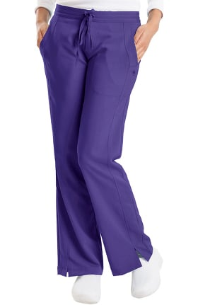 Clearance Purple Label by Healing Hands Women's Taylor Scrub Pant