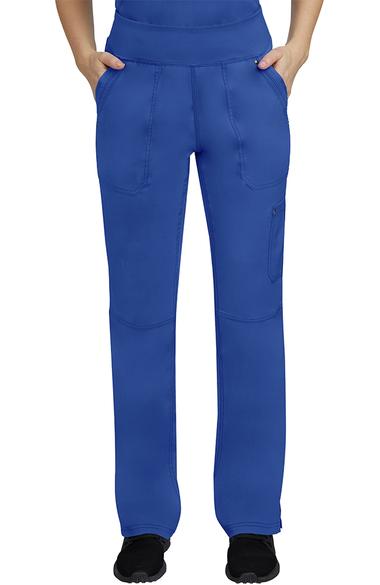 fefcf7c9b99 Purple Label by Healing Hands Women's Tori Yoga Scrub Pant