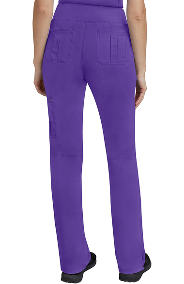 bc8b0b9e0b3 Purple Label by Healing Hands Women's Tori Yoga Scrub Pant. Play Video