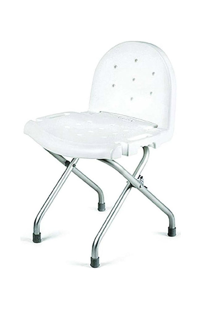 Professional Medical Imports Folding Shower Chair with Back 29 ...