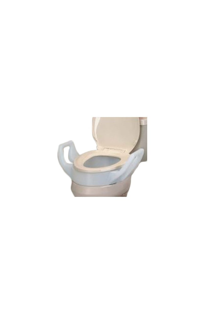 Pleasant Bath Safe Elongated Elevated Toilet Seat With Arms Unemploymentrelief Wooden Chair Designs For Living Room Unemploymentrelieforg