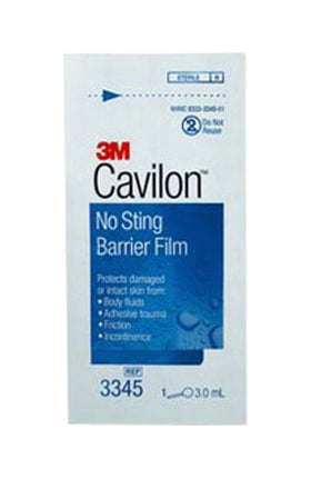 3M Cavilon No Sting Barrier Film Foam Applicator