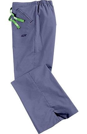 Clearance IguanaMed Women's Quattro Flare Leg Scrub Pant