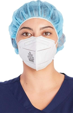 allheart N95 NIOSH Approved Particulate Respirator Mask Box of 20