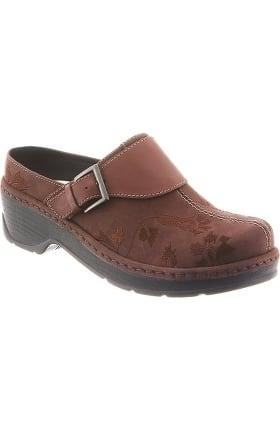 Newport by Klogs Footwear Women's Austin Buckle Clog