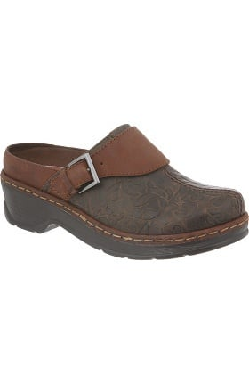 Newport by Klogs Footwear Women's Austin Buckle Clog