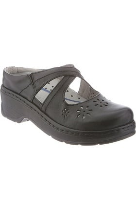 Newport by Klogs Footwear Women's Carolina Crisscross Nursing Clog