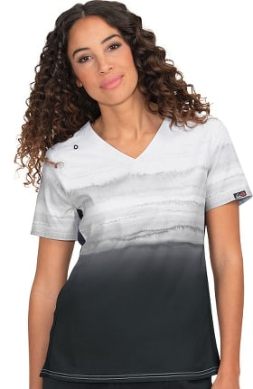koi Lite Women's Limited Edition Reform Solid Scrub Top