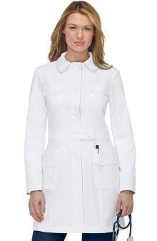 "koi Classics Women's Geneva with Contrast 35¾"" Lab Coat"