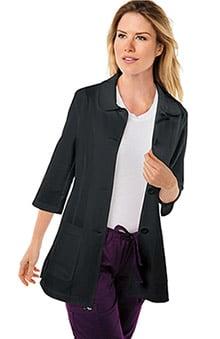 koi Classics Women's Amber ¾ Sleeve Lab Coat