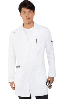 koi Next Gen Men's Button Down Everyday Lab Coat