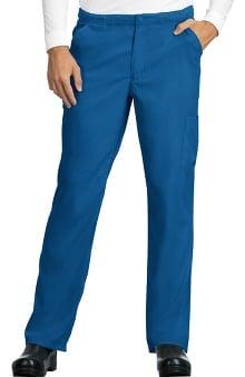 koi Lite Men's Discovery Zip Fly Slim Fit Scrub Pant