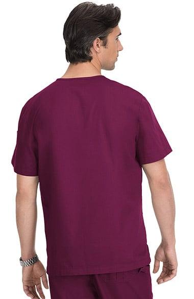 ef384c72604 koi Men's Jason 3Pkt Solid Scrub Top | allheart.com