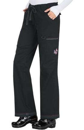 koi Classics Women's Lindsey Multi Pocket Scrub Pant