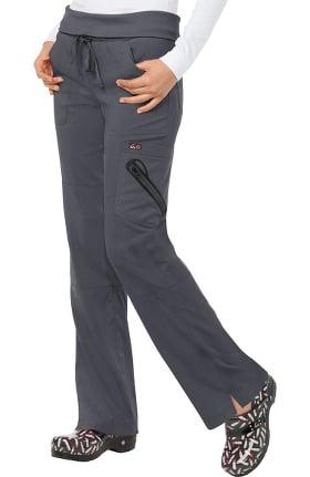 koi Lite Women's Harmony Convertible Knit Waistband Scrub Pant
