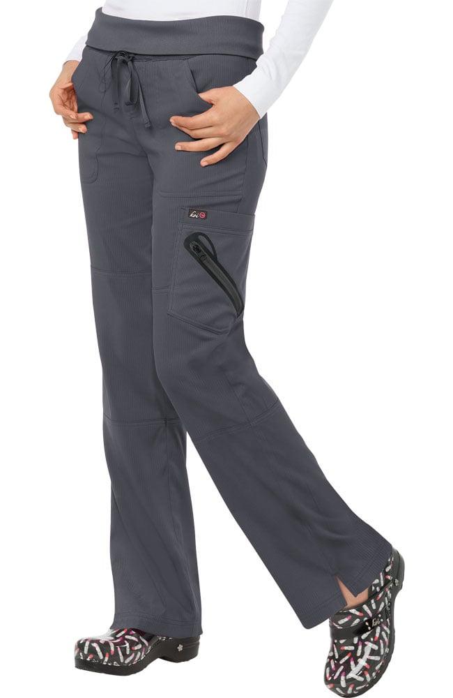 54febafed83 koi Lite Women's Harmony Convertible Knit Waistband Scrub Pant