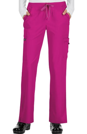 koi Basics Women's Holly Low Rise Straight Leg Scrub Pant