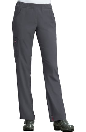 koi Lite Women's Energy Slim Fit Elastic Waistband Scrub Pant