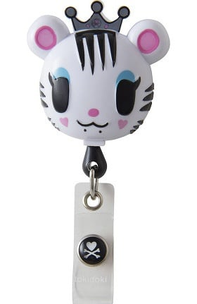 Clearance koi Accessories Women's Toki Doki Retractable ID Badge Reel