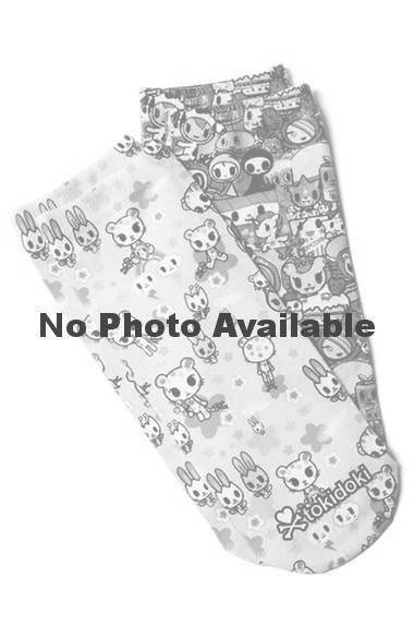 d885d36f696 koi by tokidoki Women's No-Show Character Print Socks 2 Pack   allheart.com