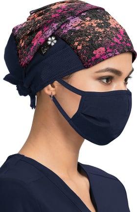koi by tokidoki Women's Ossie Floral Print Scrub Hat
