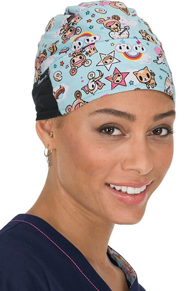 4b1ef2d6d6b Quick View. koi. koi by tokidoki Women s Moisture Wicking Character Print Surgical  Hat.  9.98. Quick View. allheart. Basics by allheart Unisex Tie Back ...