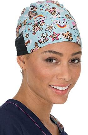 koi by tokidoki Women's Moisture Wicking Character Print Surgical Hat