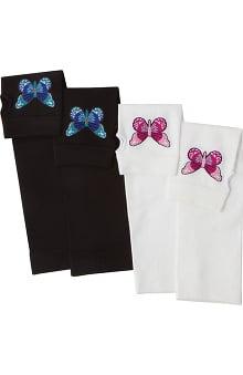 koi Accessories Women's Arm Warmer Scrub Sleeves