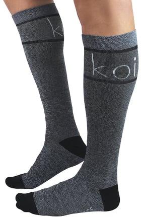 koi Accessories Unisex 8-15 mmHg Compression Socks