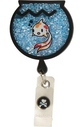 koi by tokidoki Women's Tokidoki Shaker Badge Reel