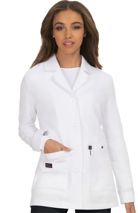 Betsey Johnson by koi Women's Canna Lab Coat