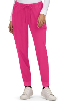 Betsey Johnson by koi Women's Aster Jogger Solid Pant
