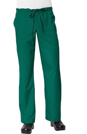 Clearance Orange Standard Men's Dockweiler Scrub Pant