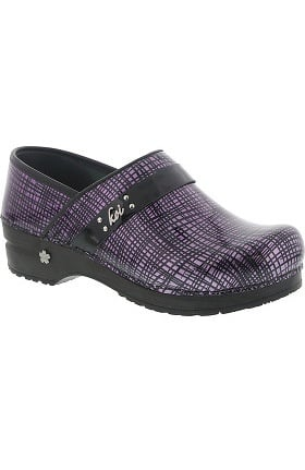 Clearance koi by Sanita Women's Silhouette Professional Clog