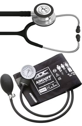 3M Littmann Classic III™ and ADC Phosphyg Sphygmomanometer Kit