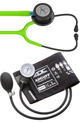 3M Littmann Classic III™ Monitoring Stethoscope and ADC Phosphyg Sphygmomanometer Kit