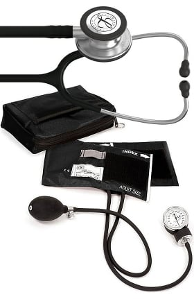 3M Littmann Classic III™ and Prestige Medical Adult Sphygmomanometer with Case Kit