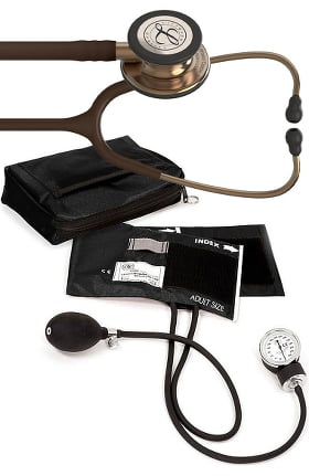 3M Littmann Classic III Stethoscope & Prestige Sphygmomanometer with Case Kit